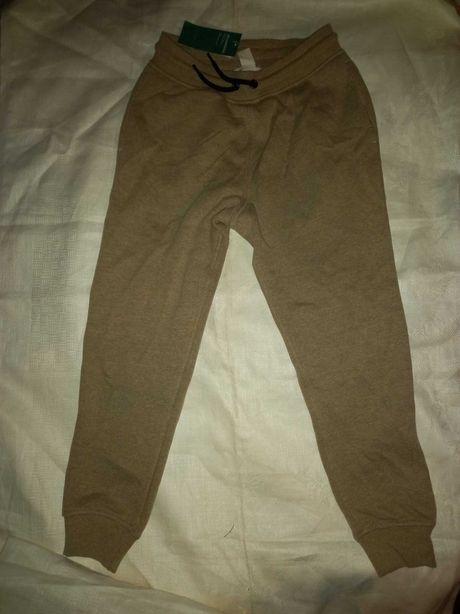 брюки теплые джогеры