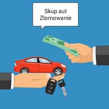 Auto złom kasacja skup aut złomowanie Żywiec Rajcza Łodygowice
