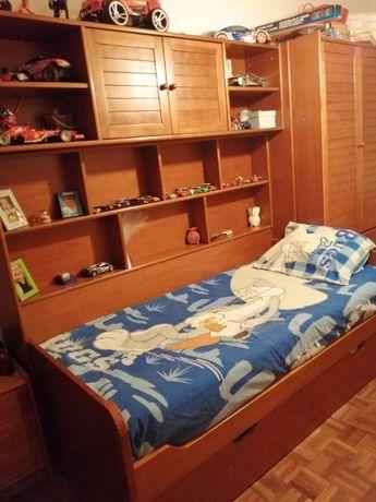 Cama solteiro (2 camas)