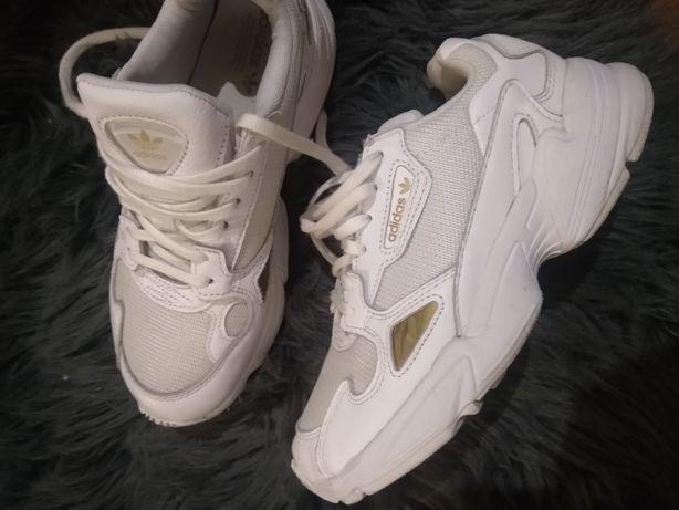 Buty Adidas białe 38