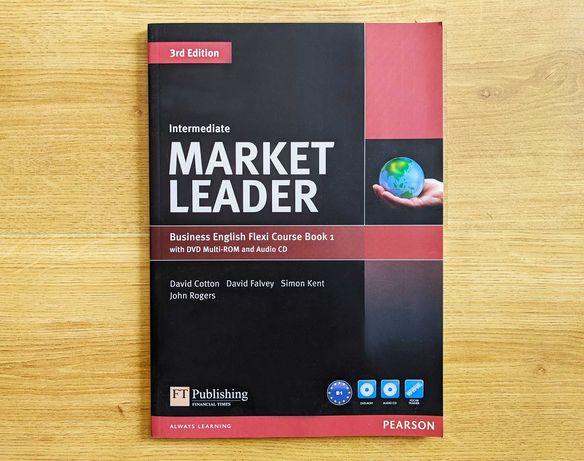 Podręcznik. Market Leader 3ed Intermediate Flexi 1 CB