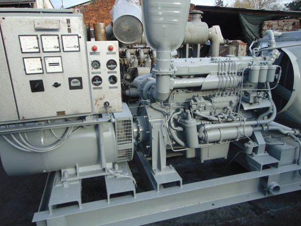 Agregat prądotwórczy 100 110 kw 120 kw 125 130 kva 150 GENERATOR