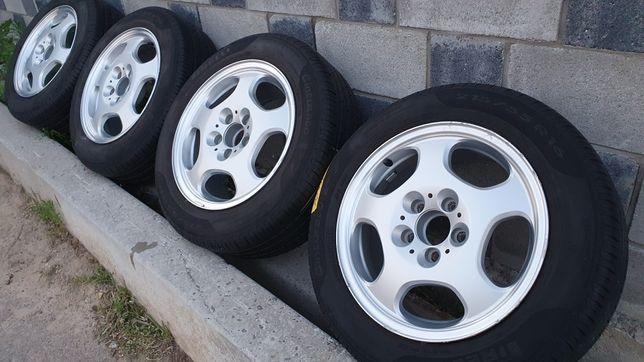 Original диски с резиной R15 5/112 Mercedes W210 S210 Vito Viano