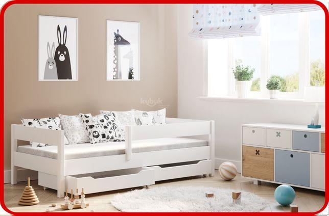 Дитяче ліжко з шухлядами 140x70 160x80 180х80 180x90 200x90 -Ль