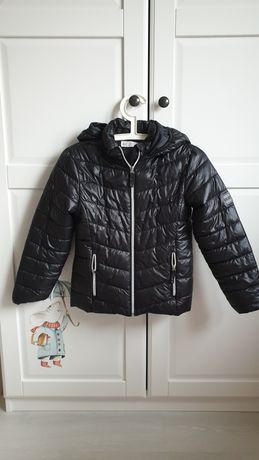H&M, kurtka, czarna