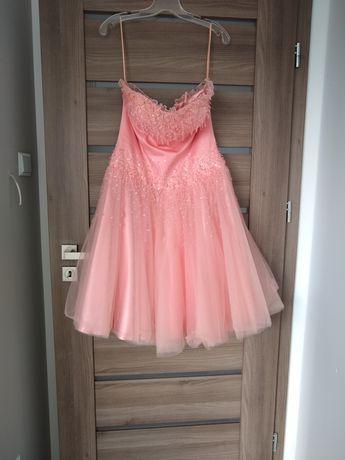Sukienka gorset na okazje