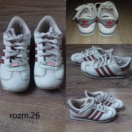 buciki dziewczęce Adidas r. 26