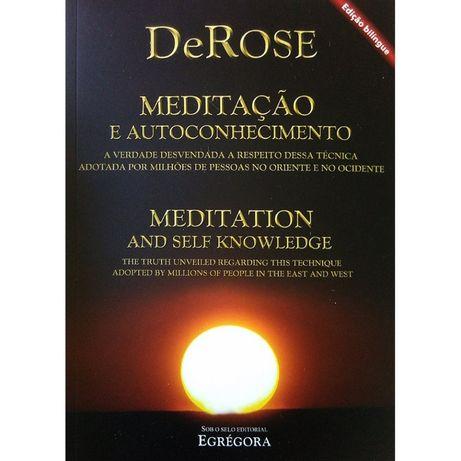 Livro - Meditação - DeRose - Edição bilíngue