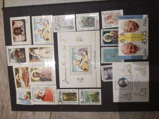 Klaser znaczki pocztowe