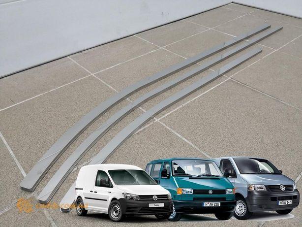 Накладка под ролик сдвижной (боковой) двери (VW Caddy, Т4, Т5, T6)