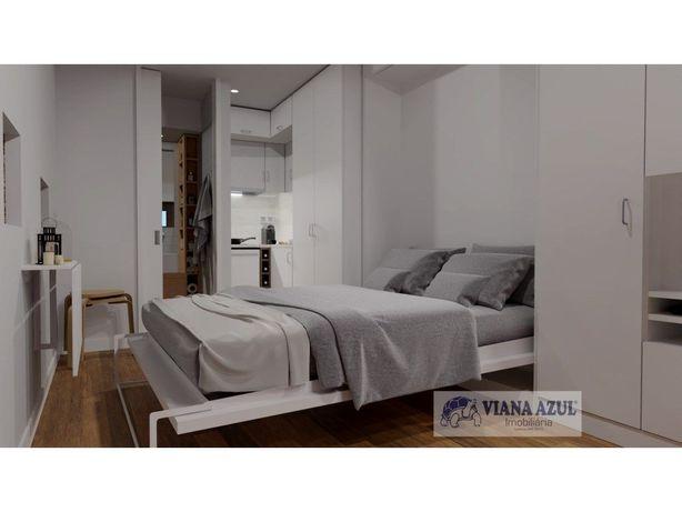 Apartamento T0, centro histórico de Viana Castelo