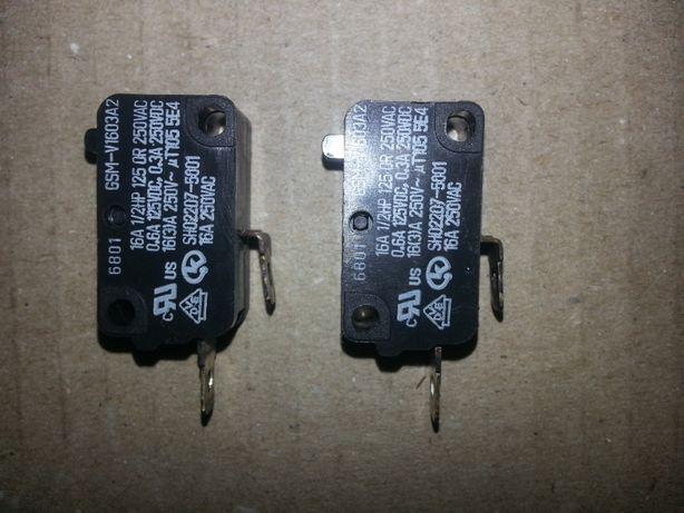 Микропереключатели SZM-V16-FA-61,GSM-V1603A2