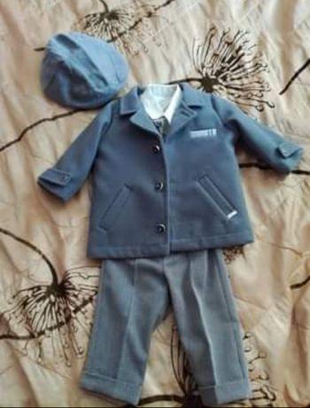 Komplet garnitur dla chłopca 62