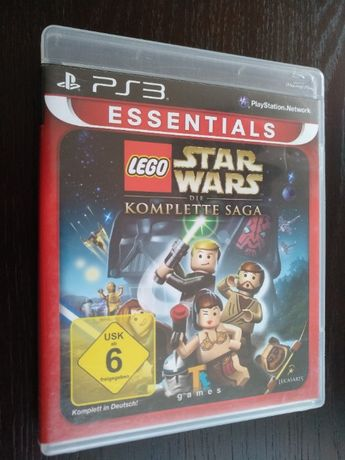 Gra PS3 LEGO Star Wars The Complete SAGA | U mnie GTA, Playstaton