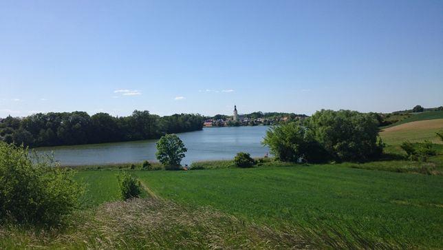 Działki rekreacyjne nad jeziorem w Lutomiu