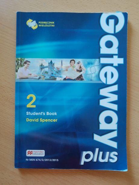 Gateway plus 2 podręcznik do j. angielskiego