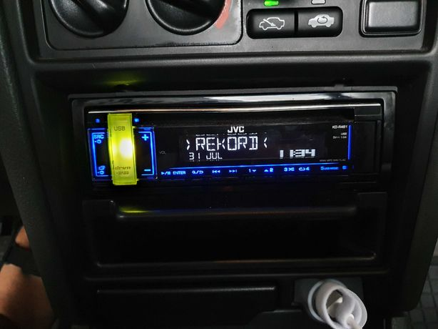 Radio cd usb jvc kd-r481