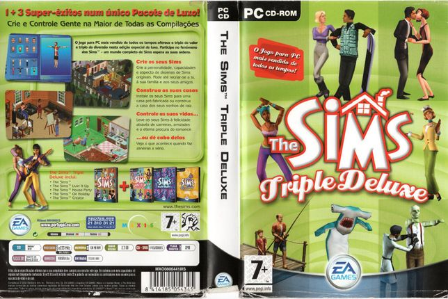 SIMS Triple Deluxe