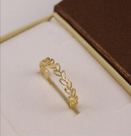 Złoty pierścionek 585, r. 13 NOWY! OKAZJA!