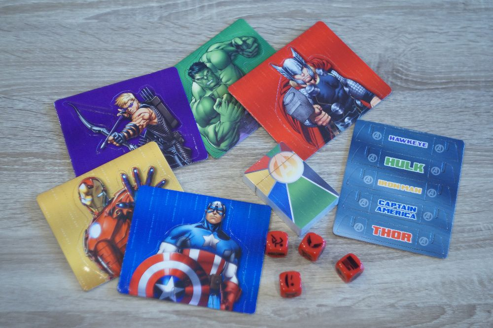 GRA Marvel Avengers Storytelling Adventures