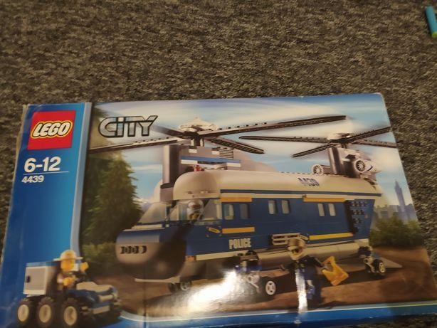 Helikopter Lego City 4439