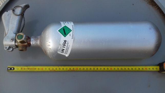 Butla dwutlenek węgla CO2 1.5kg
