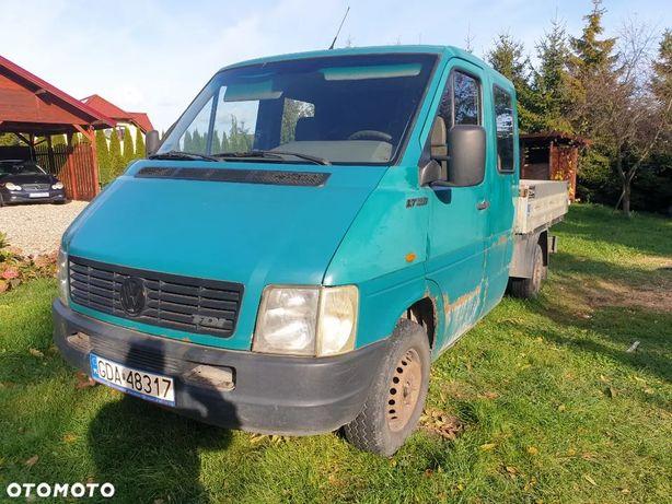 Volkswagen LT 28  Volkswagen LT 28, DOKA, Skrzynia
