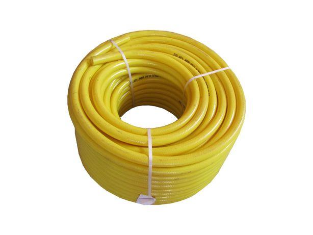 Wąż do środków ochrony roślin fi 12,5- ŻÓŁTY- mb