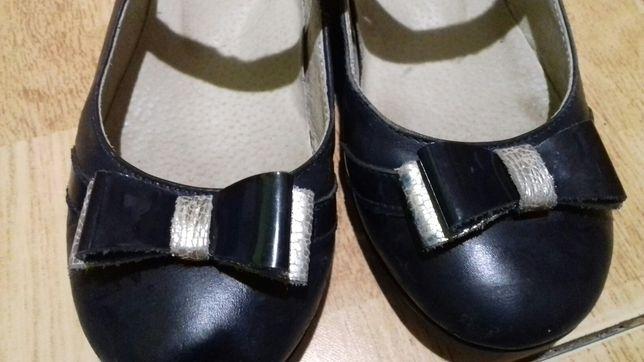 Туфельки Lapsi для школьницы.(31 размер. )