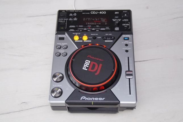 Pioneer CDJ 400 Gwarancja Skup Zamiana DJM 250/350/600/700