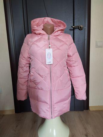 Демисезонная куртка 46р