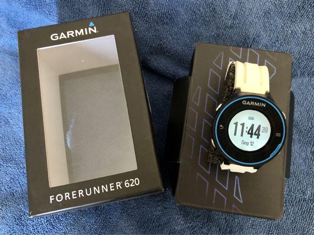 Garmin Forerunner 620 relogio GPS impecável com ecrã táctil