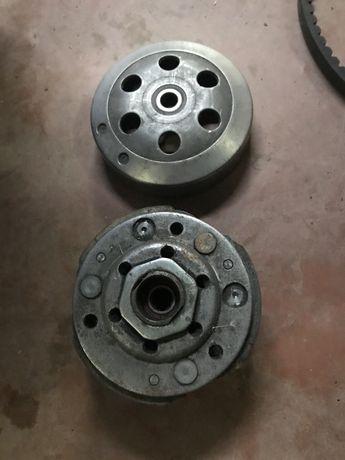 Сцепление хонда дио 18-27-34