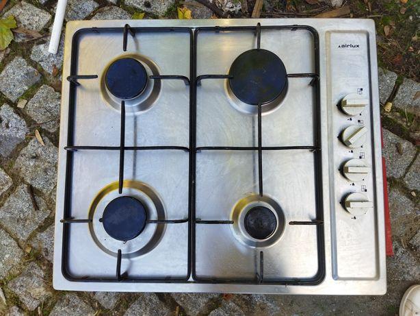 Placa de fogão a gás