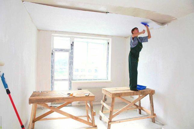 Полный или частичный ремонтквартиры,дома, дизайн проект