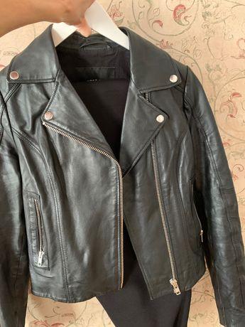 Кожаная куртка 100 процентов