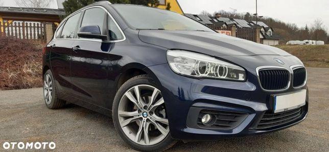 BMW Seria 2 2.0d150KM Ksenon Led skóra serwis ZAMIANA na Kampera lub Auto Lawetę
