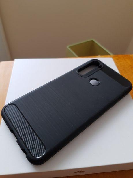 Etui TECH-PROTECT TPUCarbon do Xiaomi Redmi Note 8T Czarny