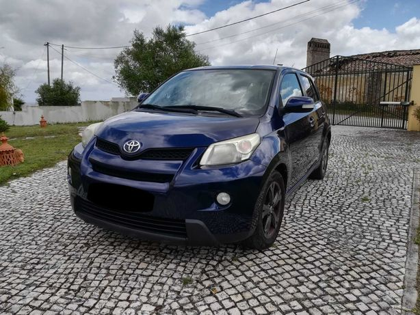 Toyota Urban Cruiser 1.33 Dual VVT-i, 101CV