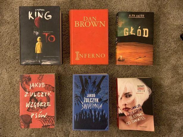 Sprzedam książki (różne tytuły)