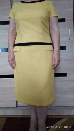 Piękna, prosta i wygodna suknia na różne okazje!