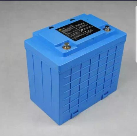аккумулятор литиевый (LFP) 120АЧ 12В (LiFePo4)