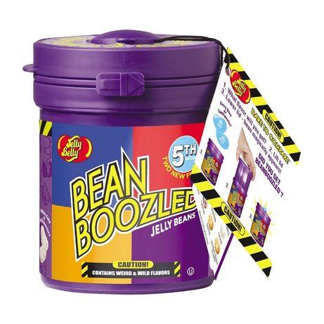 Обновленный Bean Boozled Mystery 5th edition 5 версия Буздл диспансер