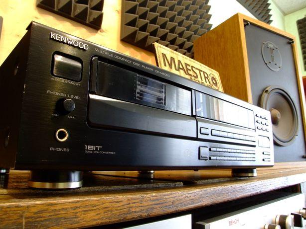CD програвач Kenwood DP-M6060. Ченджер 6+1. Без передплати