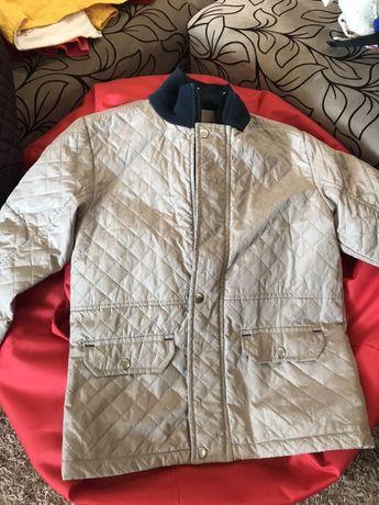 Куртка демисезон унисекс 134-140см