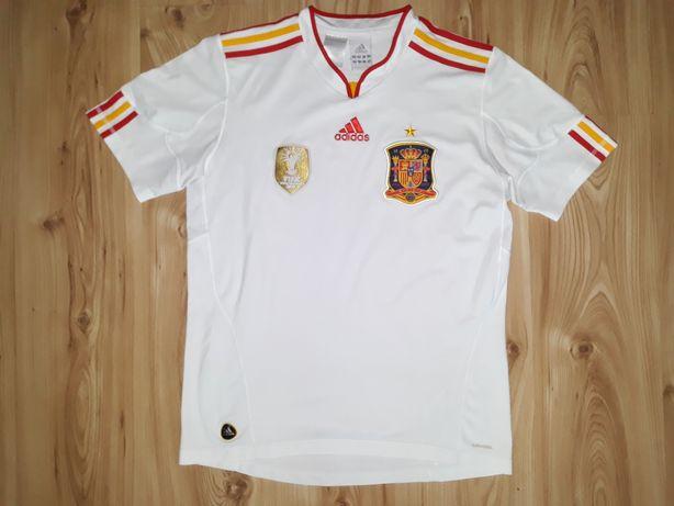 Koszulka Adidas XL 176 Hiszpania Spain FIFA 2010