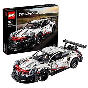 LEGO 42096 Technic Porsche 911 RSR Nowy