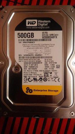 Жорсткий диск HDD WD5003ABYX