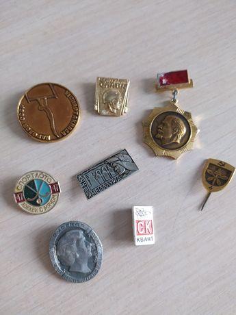 Награды, значки СССР