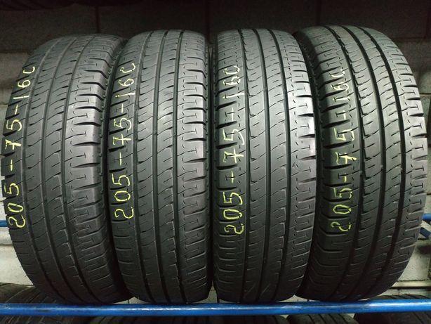 Літні шини 205/75 R16C MICHELIN